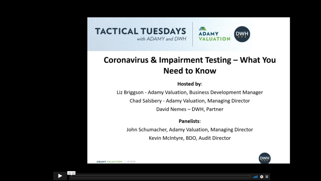 Coronavirus & Impairment Testing - What You Need to Know